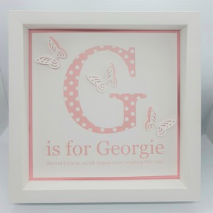G is for Georgie
